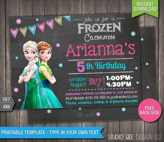 Disney S Inspired Frozen Frozen Fever Party Theme To
