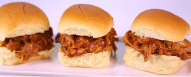 Hawaiian Pulled Pork Sandwiches