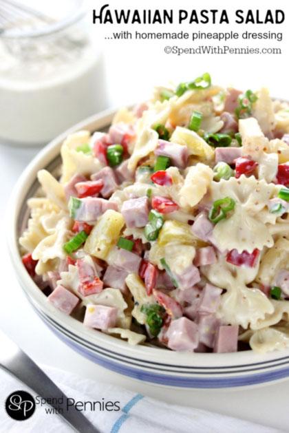 hawaiian-pasta-salad