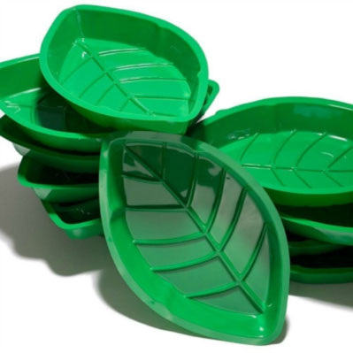 leaf-plates