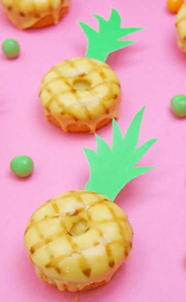 pineapple-donuts