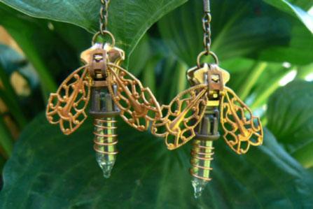 steampunk-firefly-earrings